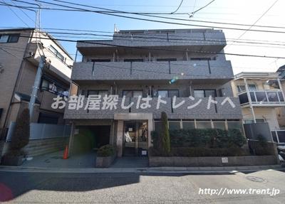 【外観】ルーブル早稲田参番館