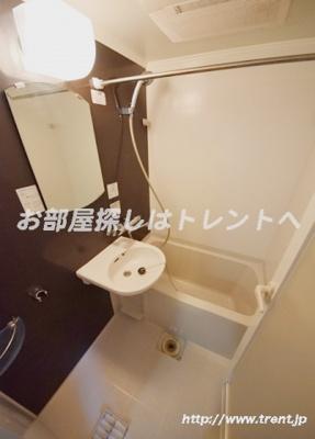 【トイレ】ルーブル早稲田参番館