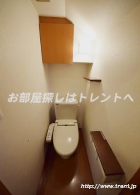 【設備】ルーブル早稲田参番館