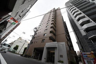 【外観】キングマンション江戸堀