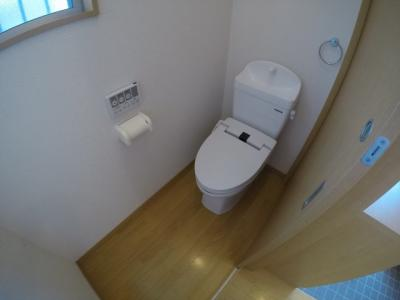 【トイレ】サンパーク沖代