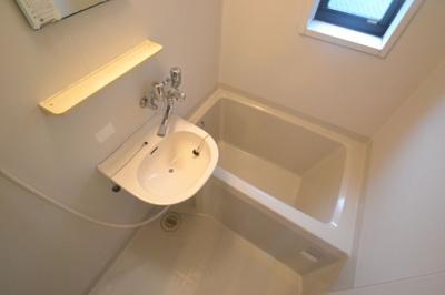 【浴室】ハイツ六甲エイト