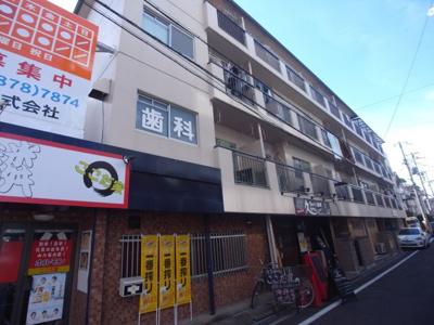 【外観】トモエハイツ1号館