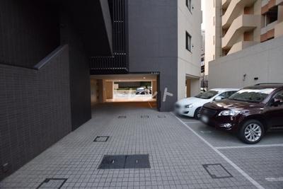 【駐車場】ザパークハウス小石川後楽園
