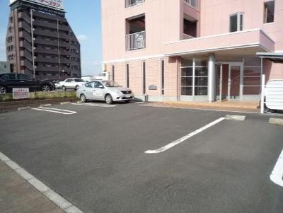 【駐車場】アヴァンツァートTSUKUBA