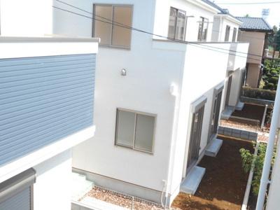 【外観】春日部 大沼 全6棟 B号棟 43坪
