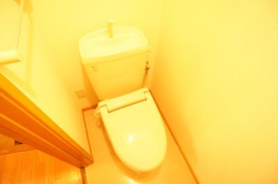 【トイレ】ホワイト ウッド