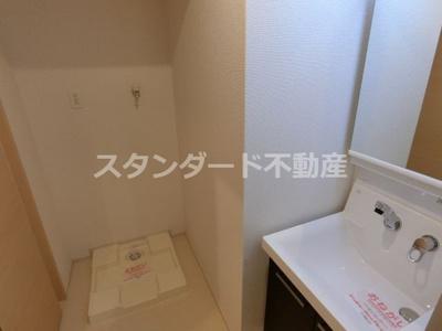 【洗面所】クレインレジデンス