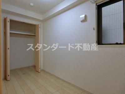 【寝室】クレインレジデンス