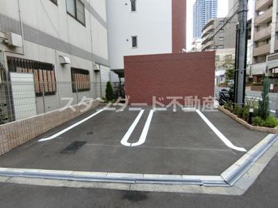 【駐車場】クレインレジデンス
