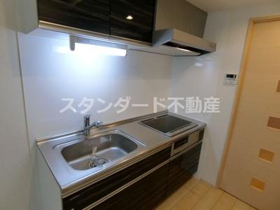 【キッチン】クレインレジデンス