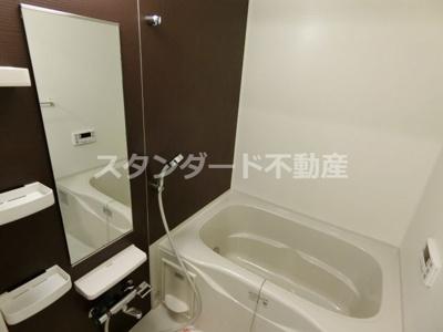 【浴室】クレインレジデンス