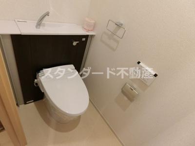 【トイレ】クレインレジデンス