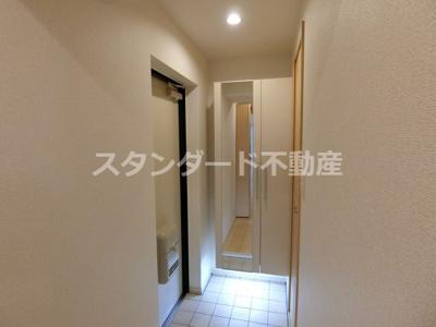【玄関】クレインレジデンス