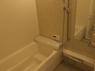 【浴室】プレミアム弐番館