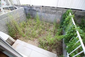 【庭】フレグランス六甲道