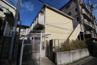 【外観】フレグランス六甲道