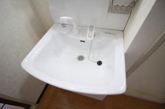 【洗面所】フレグランス六甲道