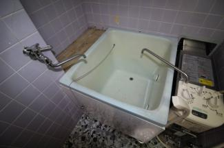 【浴室】曽和山マンション