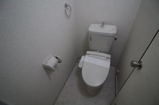 【トイレ】曽和山マンション