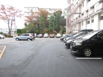 【駐車場】東急ドエル梶が谷ビレジA棟