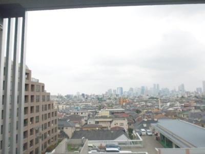 【展望】パークアクシス東高円寺