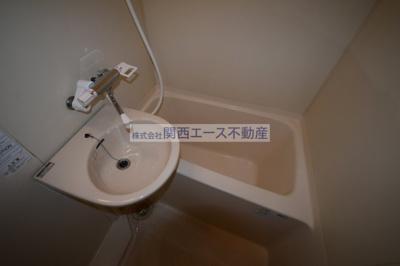 【浴室】ハイグレース長田