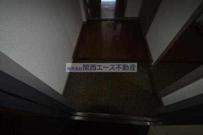 【玄関】ハイグレース長田