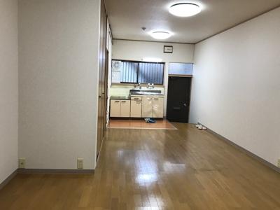 【居間・リビング】西川ハイツ