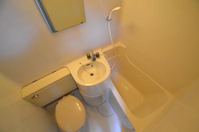 【浴室】ハイツ大西