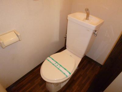 【トイレ】メゾンパーク旭B
