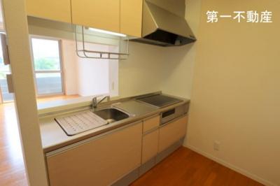 【キッチン】セントリビエ下滝野 B