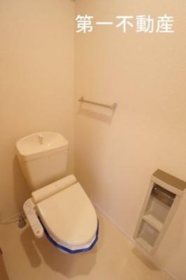 【トイレ】セントリビエ下滝野 B