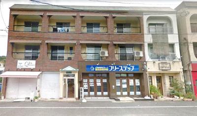 【外観】アクオスビル 店舗事務所