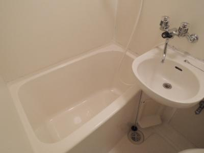 【浴室】ハイネストイマイⅠ