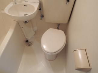 【トイレ】ハイネストイマイⅠ