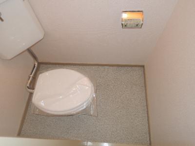 【トイレ】平野ハイツ