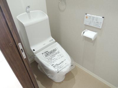 【トイレ】ソルレヴァンテ喜連西