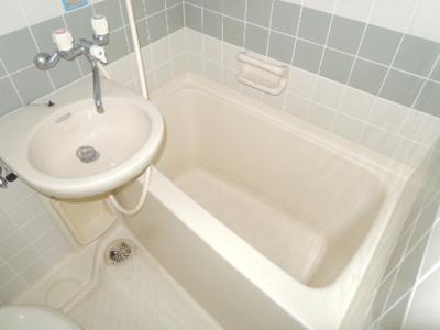 【浴室】SKハイツ平野