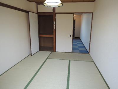 【和室】小川ハイツ