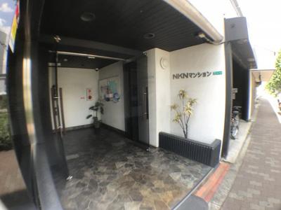 【エントランス】NKNマンション