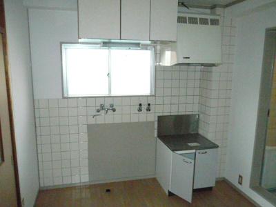 【キッチン】エースマンションC棟