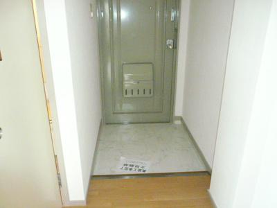 【玄関】エースマンションC棟
