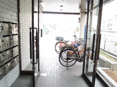 【エントランス】サンライフ平野