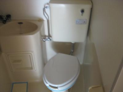 【トイレ】キングスアベニュー流町