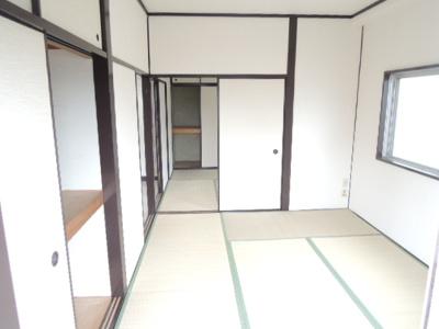 【和室】ファーストタウン喜連Ⅱ