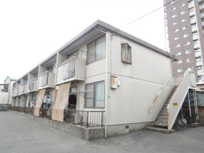【外観】永橋ハイツ