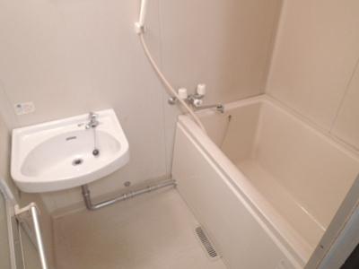 【浴室】永橋ハイツ