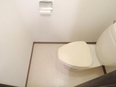 【トイレ】永橋ハイツ