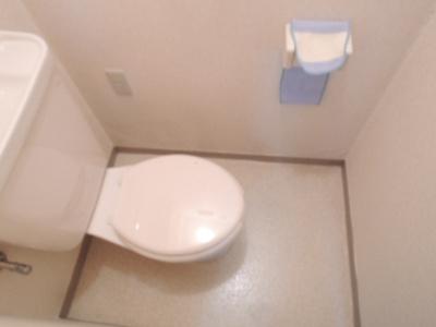 【トイレ】クレセントファーム